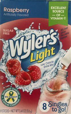 Wyler's light (raspberry) - Product