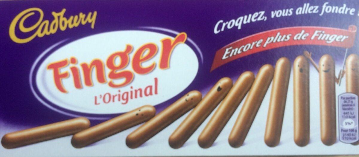 l'Original finger - Produit