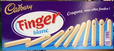 Finger blanc - Product