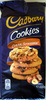 Cookies Milk & Hazelnut Chunk Sensations - Produit