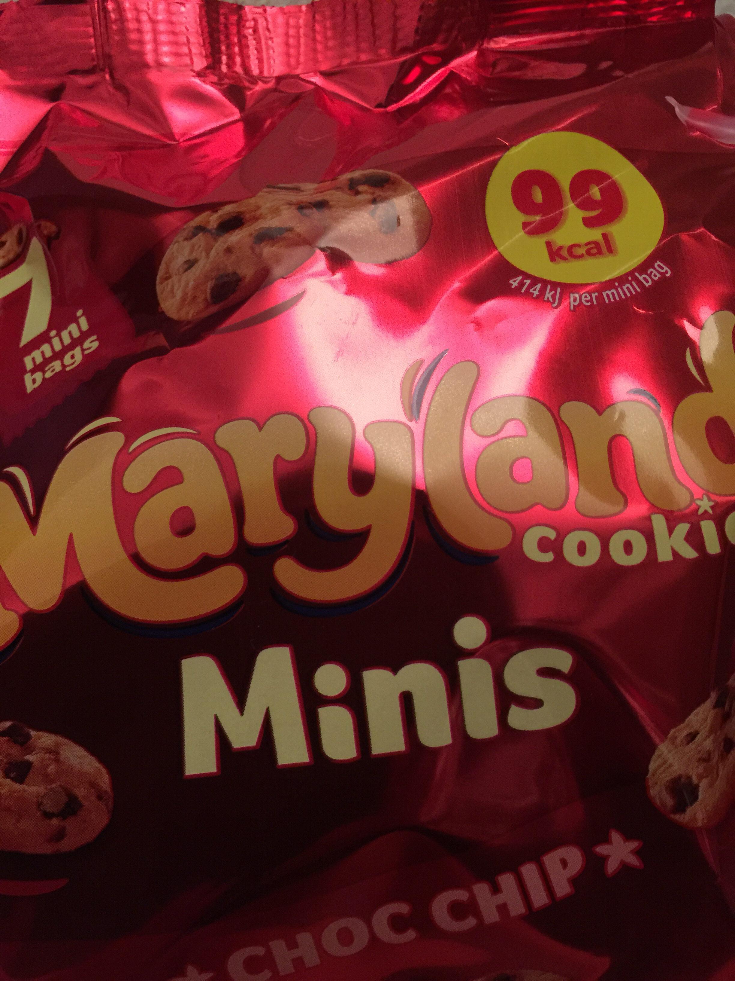 Cookies minis - Produit - en