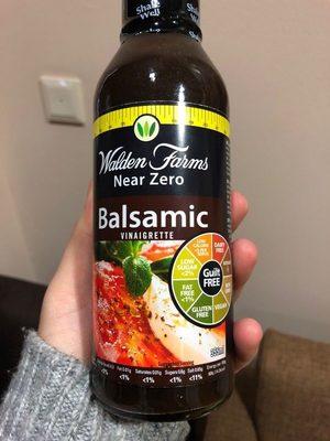 Balsamic Vinaigrette - Product - en