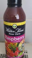 Walden farms, vinaigrette, raspberry - Product - en