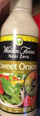 Sweet onion calorie free dressing - Produit - fr