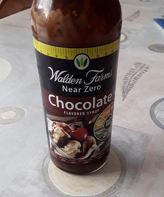 Chocolate syrup - Produit - fr