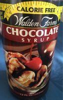 Syrup - Produit