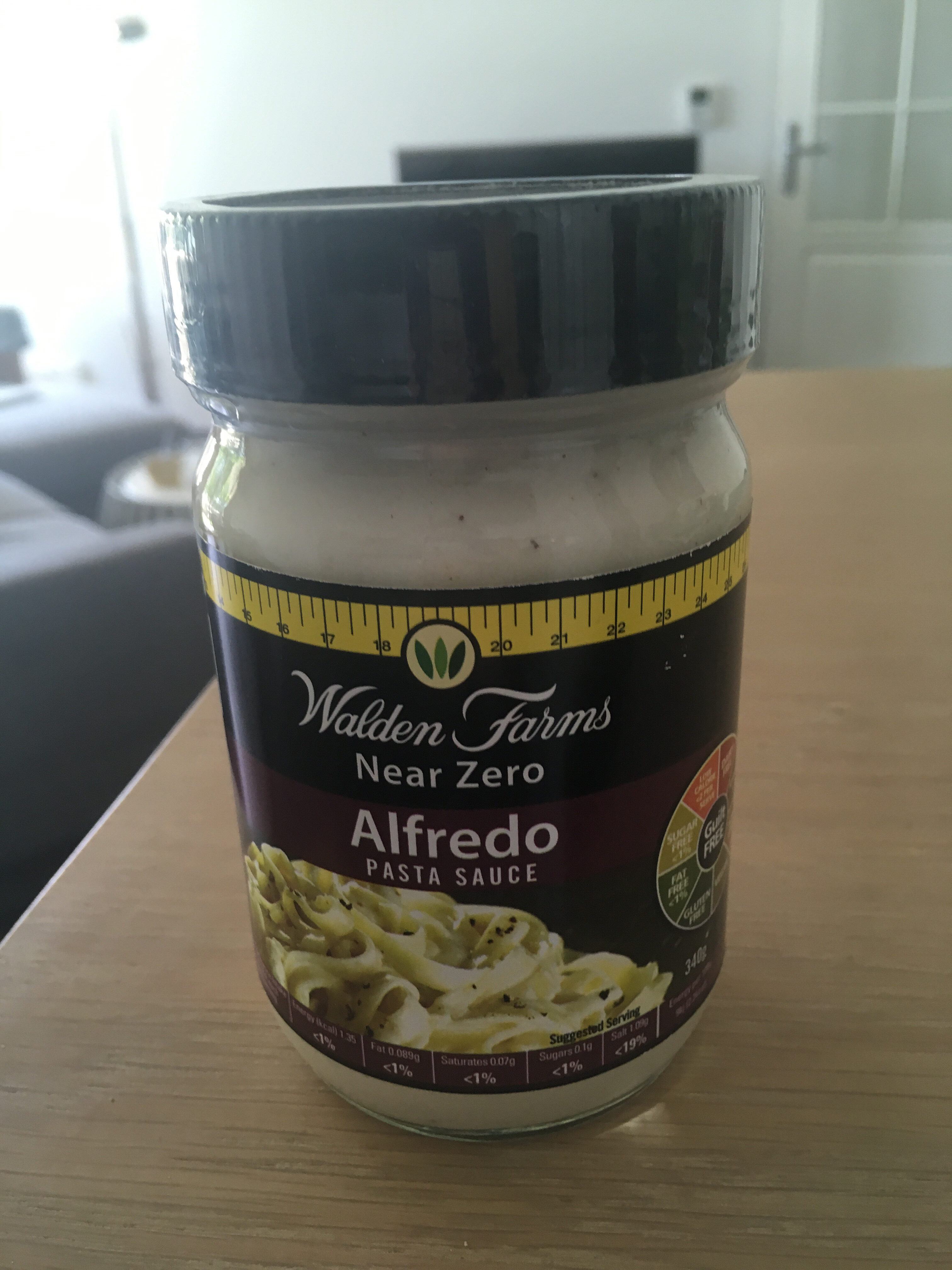 Alfredo Pasta Sauce - Product - en