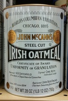 John mccann's, steel cut irish oatmeal - Product - en