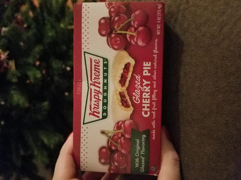 Glazed cherry pie - Product - en