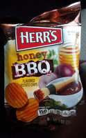 Potato Chips, Honey Bbq - Product - en