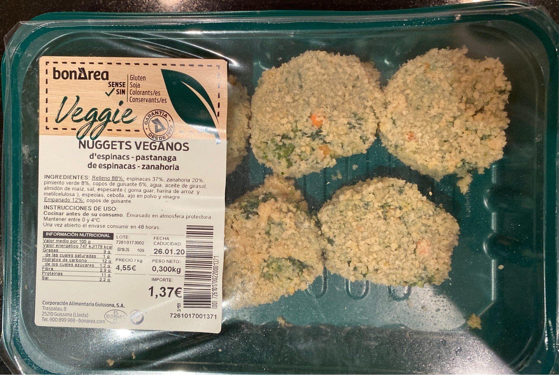 Nuggets Veganos - Product - fr