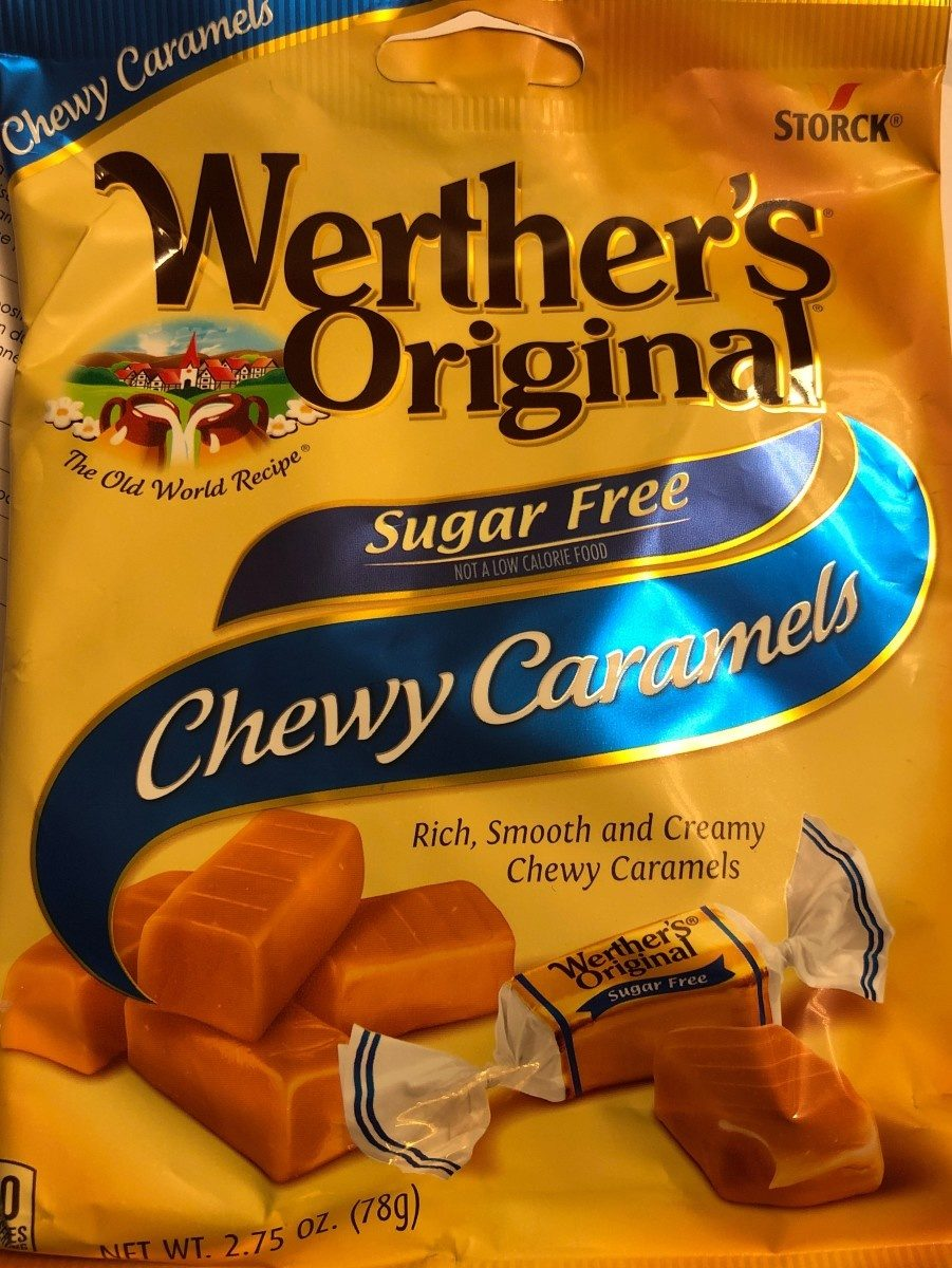 Chewy Caramels - Product