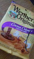Cocoa crème soft caramels - Product - en