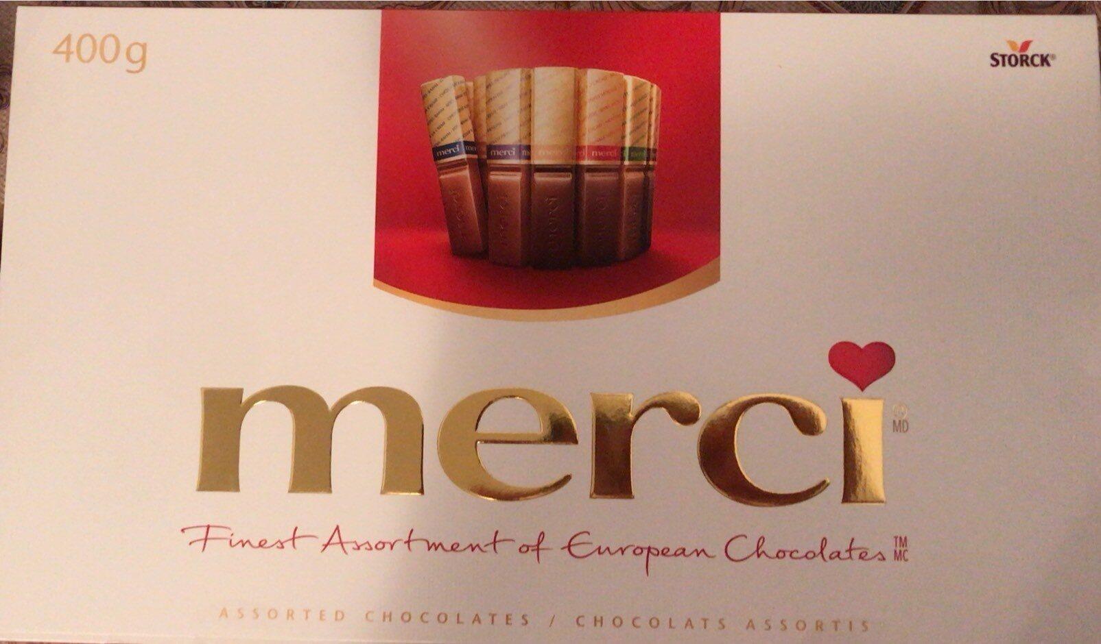Assorted Chocolates - Product - en