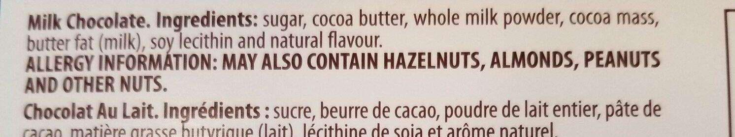Merci - Ingredients - en
