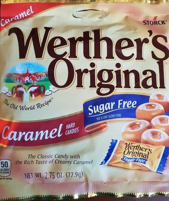 Caramel sans sucre - Product