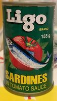 Sardines in Tomato Sauce - Produit - en