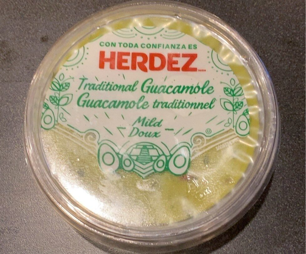 Traditional Guacamole - Produit - fr