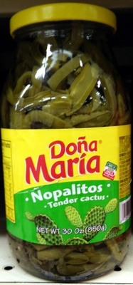 Nopalitos Tender Cactus - Product