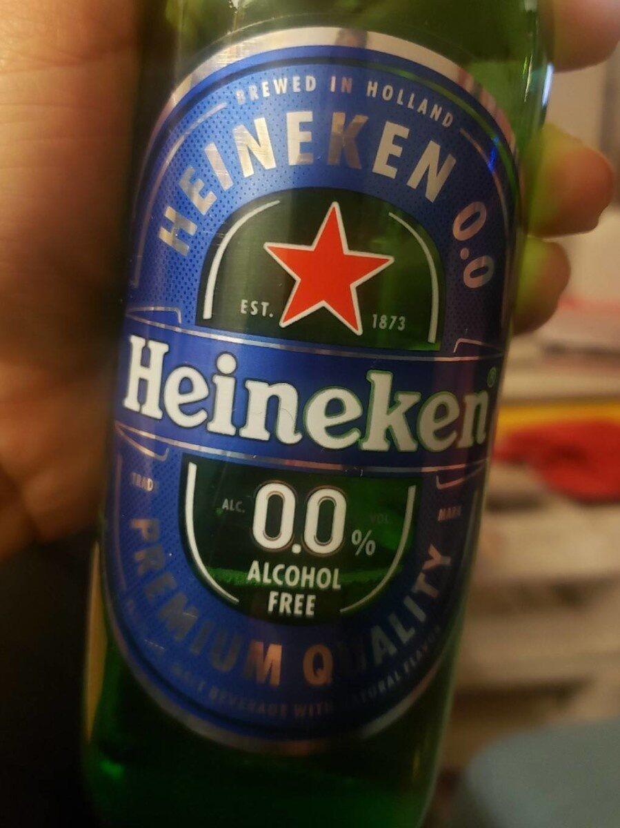Heineken Zero - Product - en