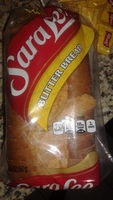 Sara Lee Butter Bread - Product