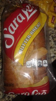 Butter bread - Product - en