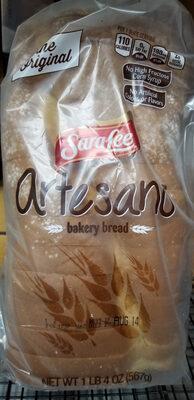 The original bakery bread - Product - en