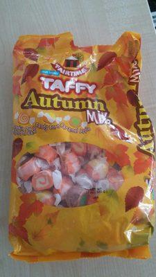 Salt water taffy autumn mix - Produkt - pl