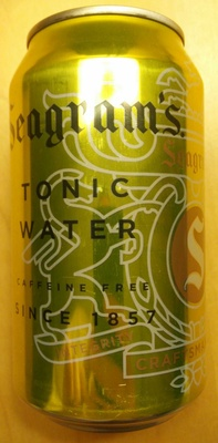 Seagram's Tonic Water - Product