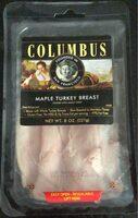 Maple turkey breast - Produit - en