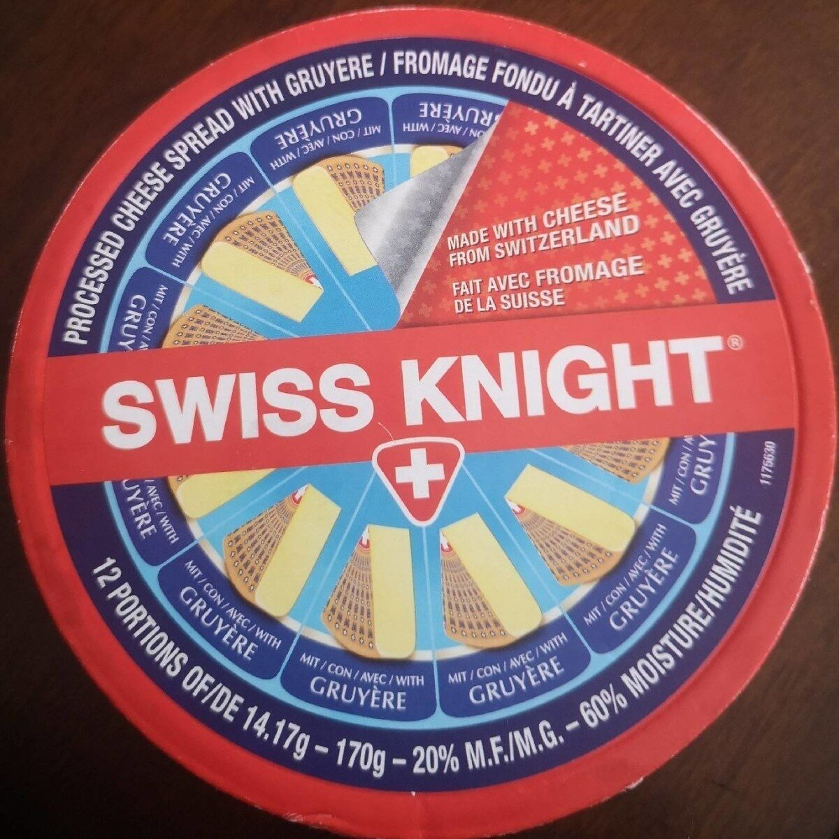 Swiss knight - Informations nutritionnelles - fr