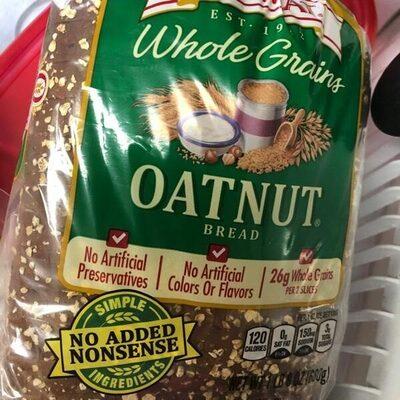 Oat nut bread - Product