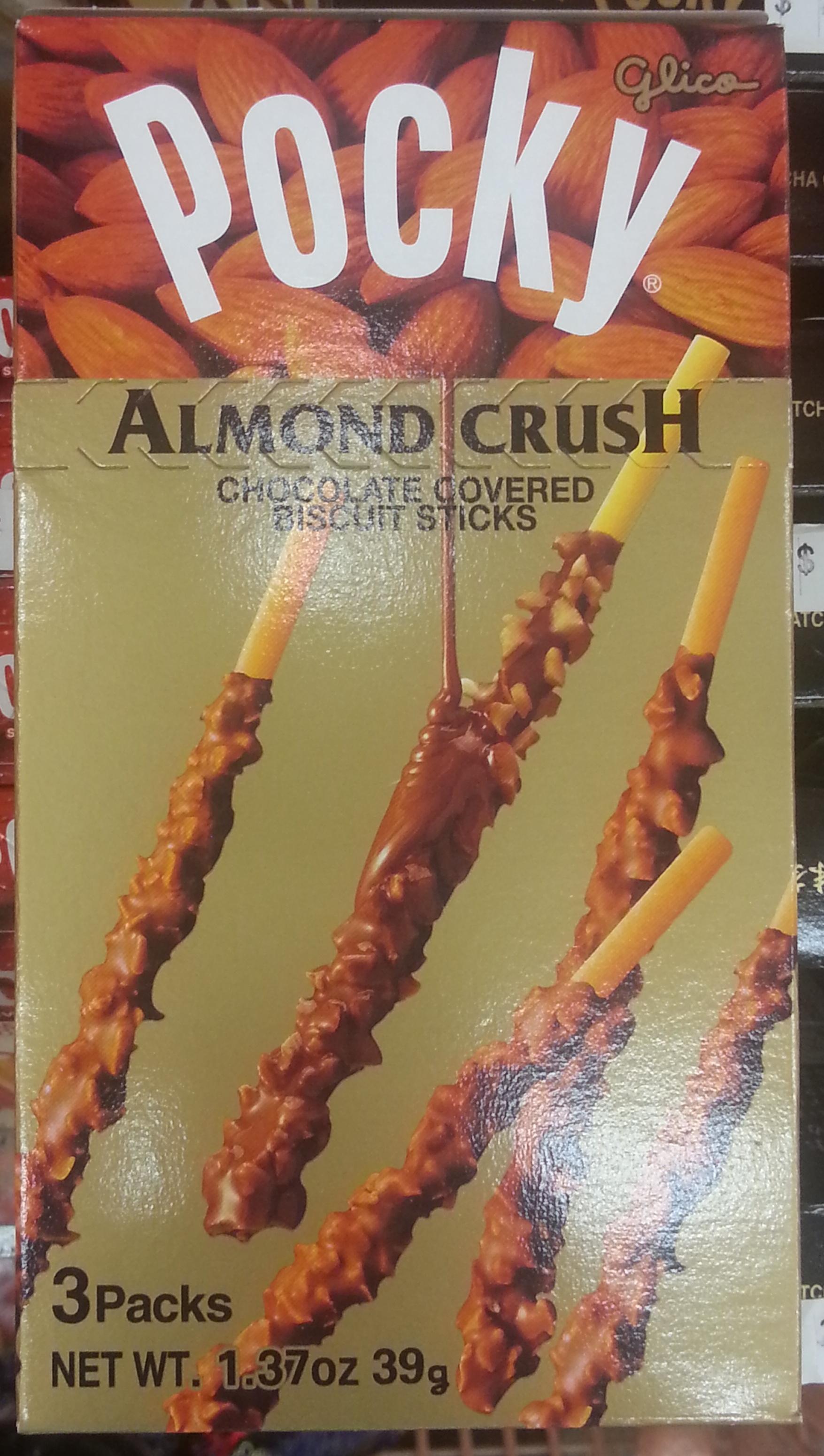 Pocky Almond Crush - Product
