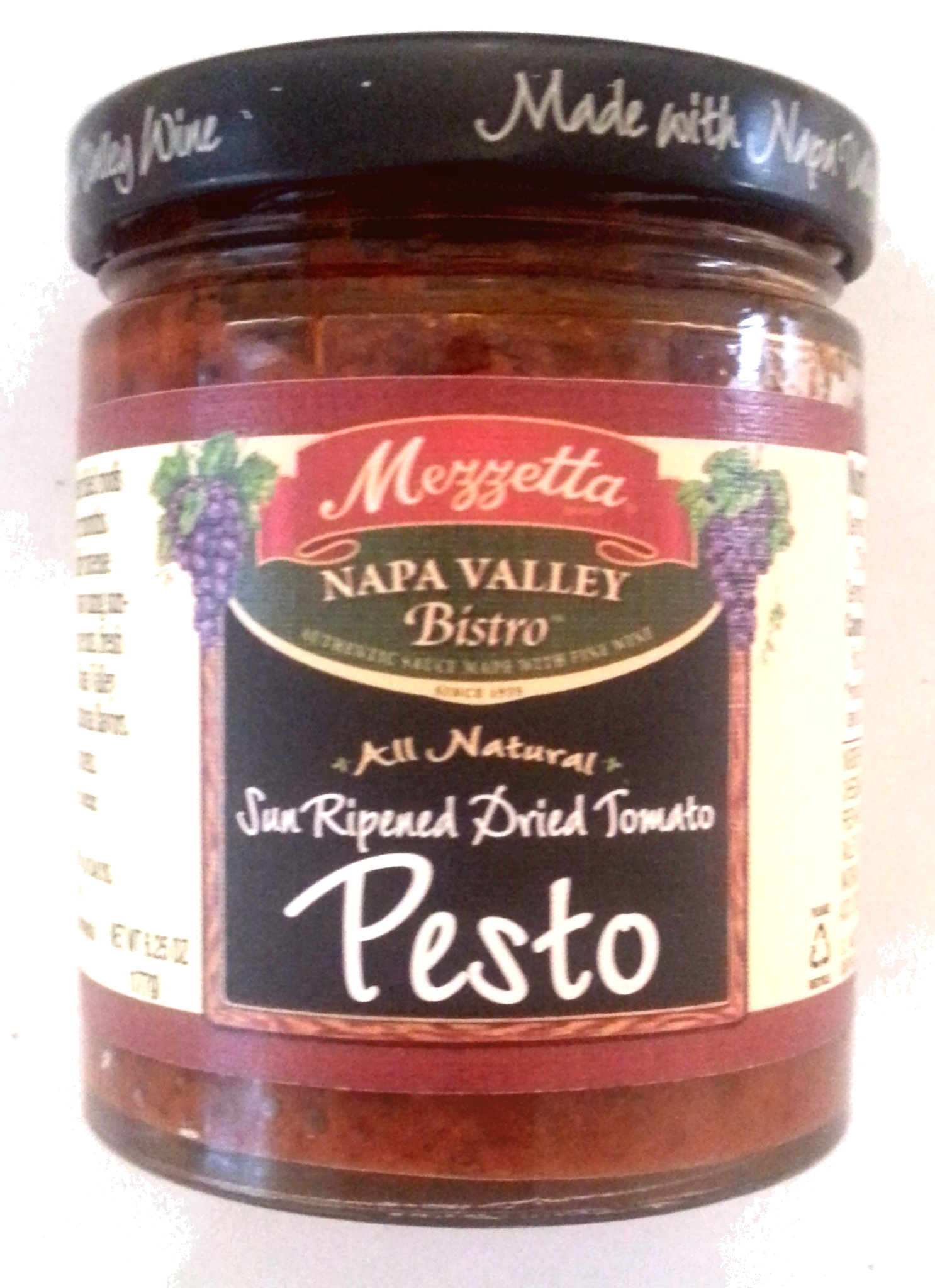 Sun Ripened Dried Tomato Pesto - Product