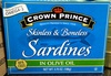 Skinless & Boneless Sardines in Olive Oil - Produit