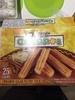 Cinnamon sugar pastry sticks churros, cinnamon sugar - Produit