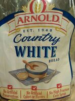 Country White bread - Product - en