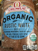 Whole Wheat Bread - Product