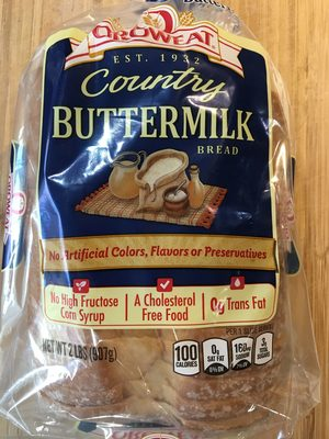 Country Buttermilk Bread - Product