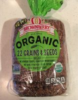 22 Grains and Seeds Bread - Produit