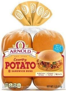 Country Potato Sandwich Buns - Prodotto - en