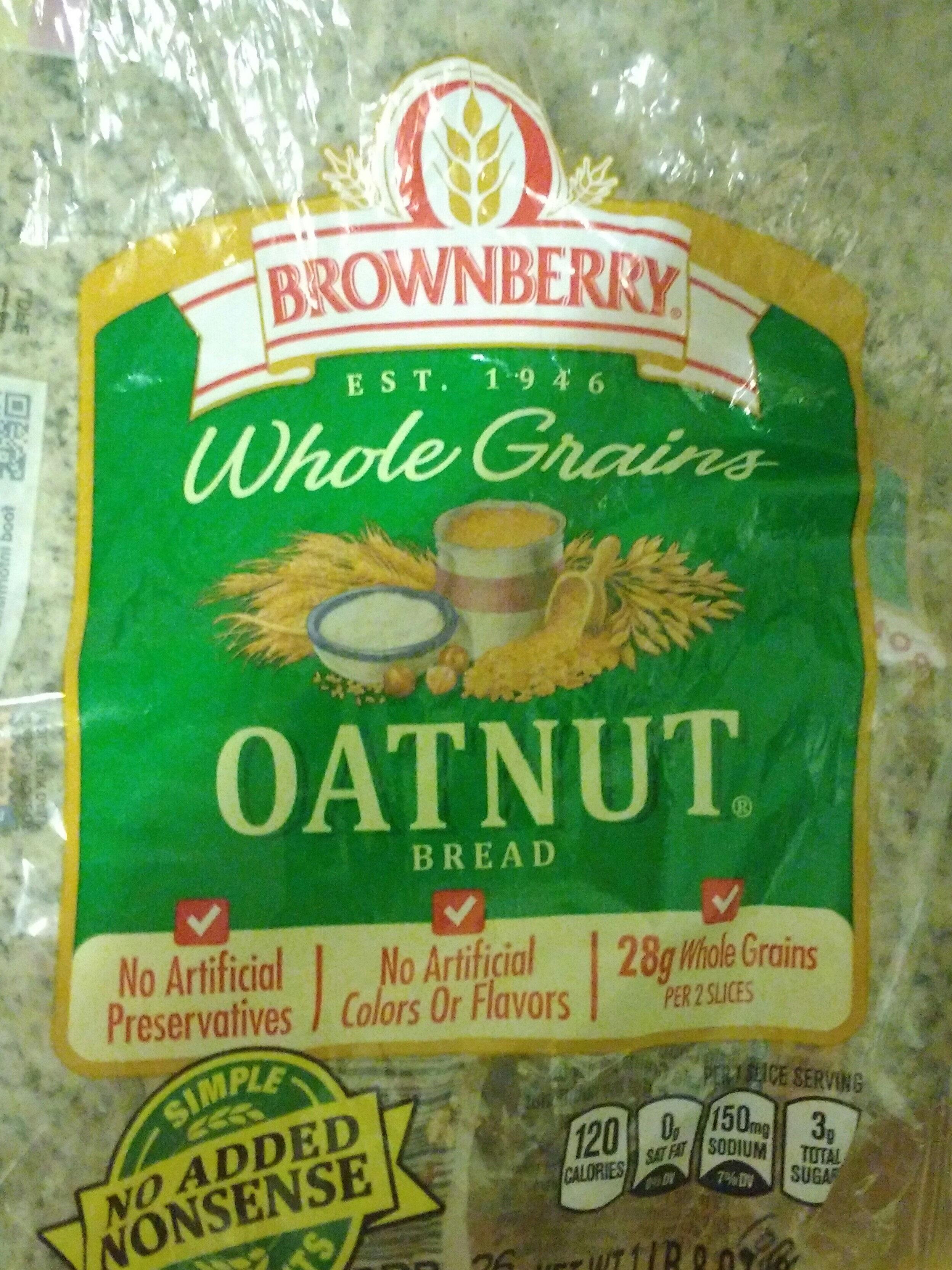 Oatnut bread, oatnut - Product - en