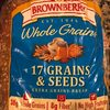 17 whole grains & seeds bread - Produit