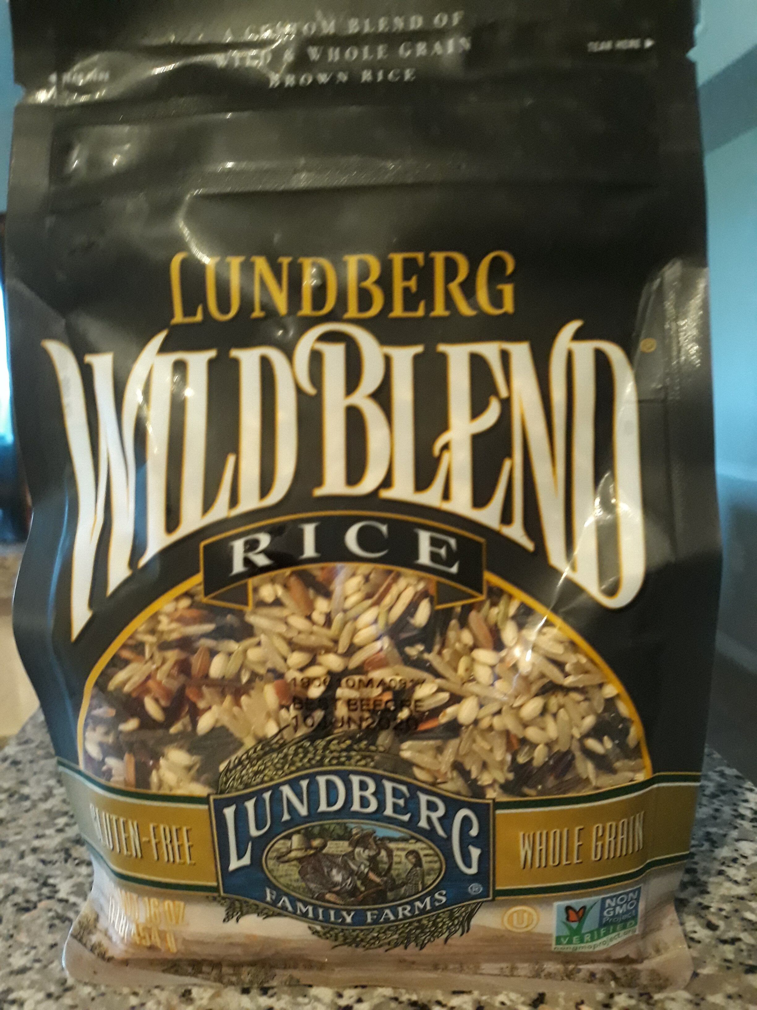 Wild Blend Rice - Product