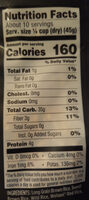 Wild Blend Rice - Nutrition facts