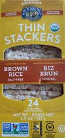 Thin stackers - Product - fr