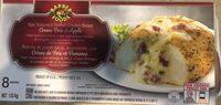 Raw seasoned stuffed chicken breast - Product - fr