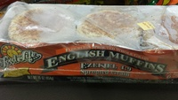 Sprouted Grain English Muffins - Product