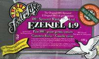 Food for life, ezekiel 4:9, sprouted 100% whole grain bread, cinnamon raisin - Produit - fr
