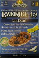Ezekiel 4:9 - Golden Flax - Product - en